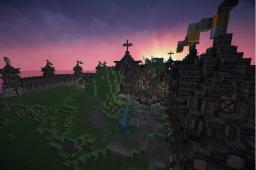 Fridolin~ Medieval Village Minecraft