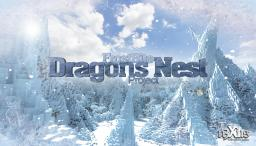 Frostbite - Dragons Nest Project Minecraft Map & Project