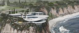 Tony Starks House Minecraft Map & Project