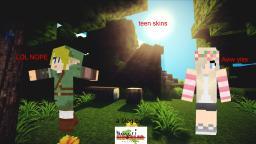 An 'argument' on Teen skins Minecraft Blog