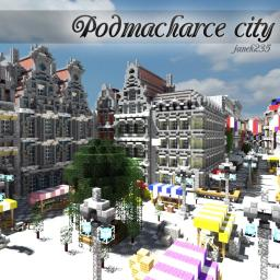 Podmacharce - 19th century city [DOWNLOAD] Minecraft Project