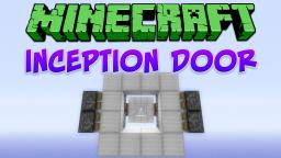 Minecraft: Inception Door Tutorial Minecraft Project