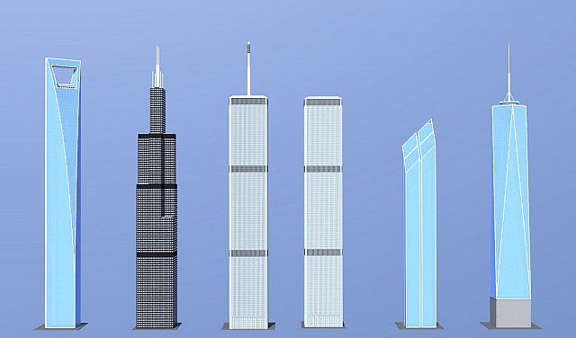 Twin Towers Building Code