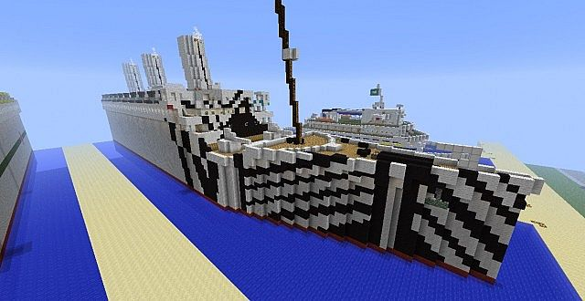 Rms Olympic 1 1 Dazzle Pant Minecraft Project
