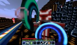 TRON CRAFT UPDATED Minecraft Texture Pack