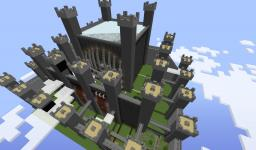 Castle (WIP) Minecraft Map & Project