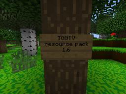 TGGTV resource pack 1.6 Minecraft Texture Pack