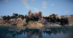 Minecraft - Epic Medieval Castle + Download Minecraft Map & Project