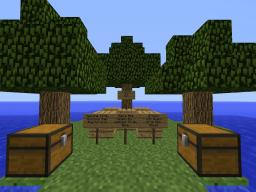 New Survival Island Minecraft Project