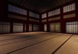 Matrix Dojo Texture pack + Map Minecraft Texture Pack