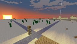 RPG Desert World Minecraft Map & Project