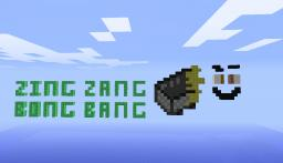 THE ZING ZANG BONG BANG ROLLERCOASTER (PMC Rollercoaster Contest) Minecraft Map & Project