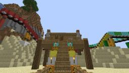 Ultimate Rollercoaster Minecraft