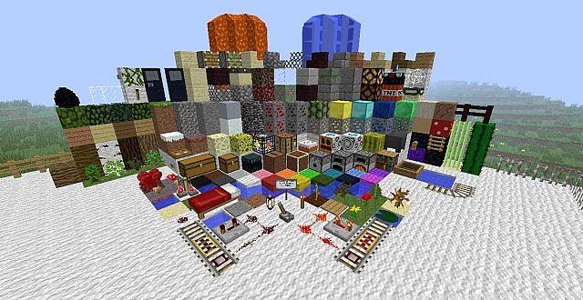 New Blocks!