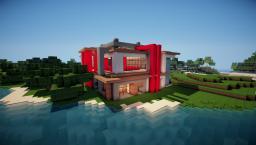 Minecraft Modern House #10 Minecraft Map & Project