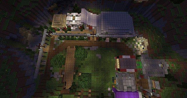 Prop Hunt Maps Prop hunt map: Zedwork Cityregion Minecraft Project Prop Hunt Maps