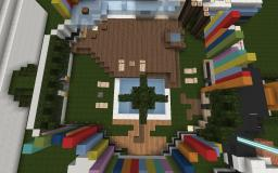 (1.7.2) Big Brother Australia House 2013 (Safe un-modded) Minecraft Map & Project