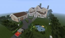 Большой дом для ... - ru-minecraft.ru
