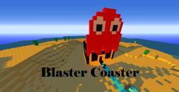 Blaster Coaster Minecraft Map & Project