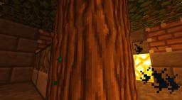 Treefarm with Leavecrusher Minecraft Map & Project