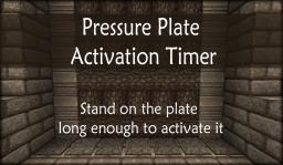 Pressure Plate Activation Time, Ideal for zombie survival wall re-building Minecraft Blog