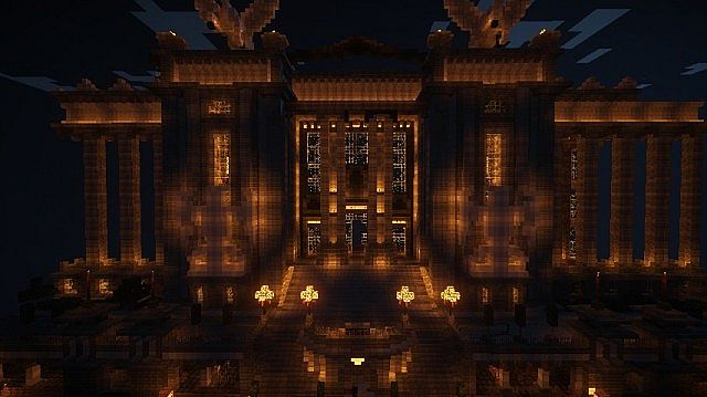 The front of our seconed city THE IMPERIAL CITY