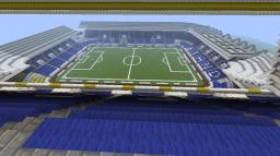 Leeds United's Stadium 'Elland Road' Minecraft Map & Project