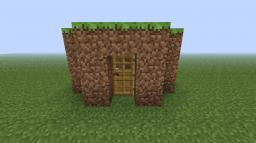 Ultimate Simple dirt house Minecraft Project