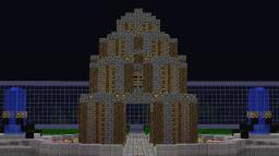 Small PvP Server Spawn Minecraft Project