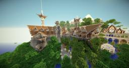 Imladris: Elven paradise (Rivendell inspired) Minecraft Map & Project