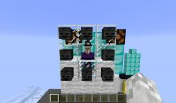 Chicken Boss (Witch controlled) Minecraft Map & Project