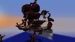 Netherack Airship Minecraft Map & Project