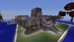 Fortress Spawn Minecraft Map & Project