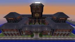 Red Brick Manor Minecraft Map & Project