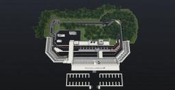 [Drift Speed] Raceway [Minecart] Minecraft Project