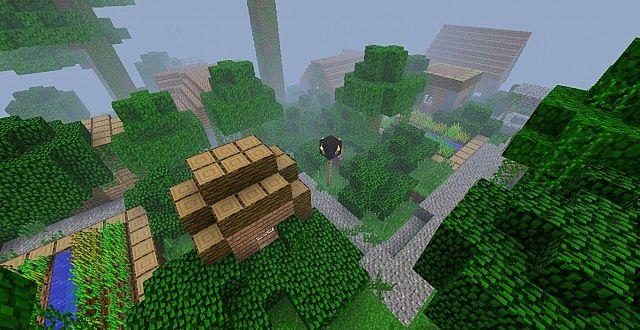 The New Jungle Village