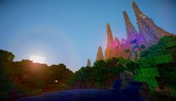 Keralis Paradise Island - Custom terrain Minecraft Map & Project