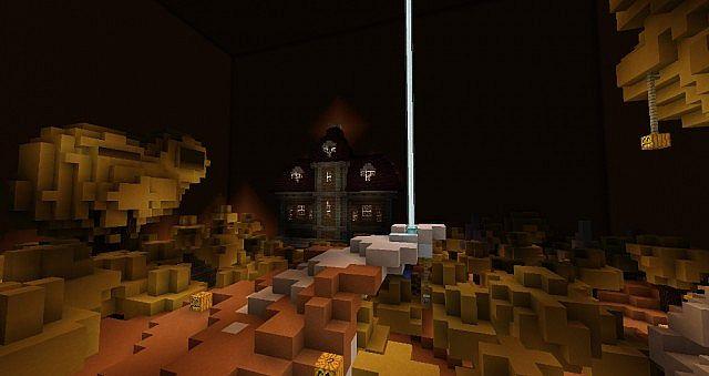 Pvp Map Bugtest Minecraft
