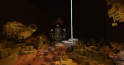 Mystery Forest | Halloween King of the Hill PvP Map BugTest Minecraft Map & Project