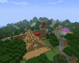 gravity falls Minecraft Project