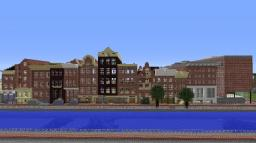 Amsterdam 1:1 (The Secret Annex Included) Minecraft
