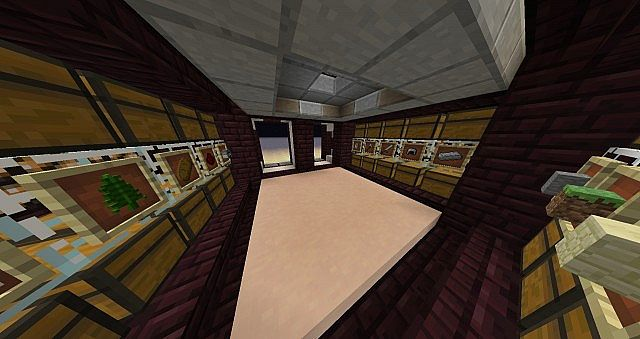 Storage Room Design Minecraft Project