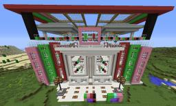 Mall Minecraft Map & Project