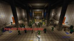 The PvE Training Arena Minecraft Map & Project