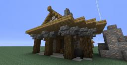 MRCASTLE Minecraft Project