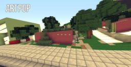 [ARTPOP] | Modern Build Minecraft Map & Project