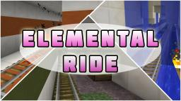 Elemental Ride [Rollercoaster Entry] Minecraft