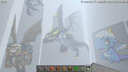 Classic Pixel Arts Minecraft Map & Project