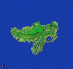 Far Cry 3 Map Minecraft Map & Project
