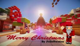 Christmas town Minecraft Project